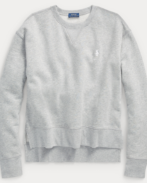 955c45b3dd7b Polo Ralph Lauren Fleece Crewneck Sweatshirt 1