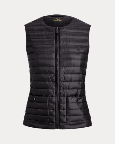 Full-Zip Down Vest