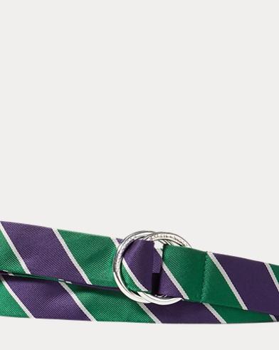 Wimbledon Silk Repp Belt