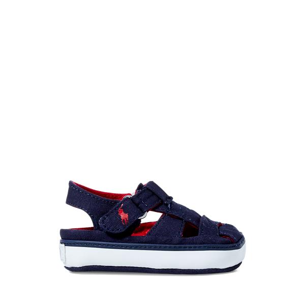 Polo Ralph Lauren Sander Canvas Sneaker Sandal