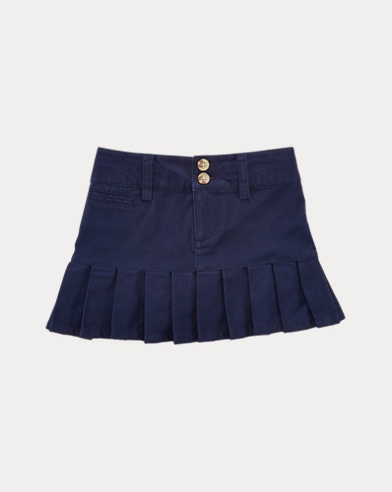 3130b40def Girls' Shorts & Skirts in Sizes 2-16 | Ralph Lauren
