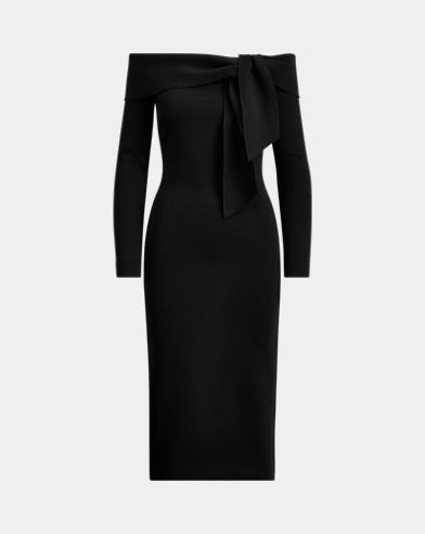 Garret Off-the-Shoulder Dress