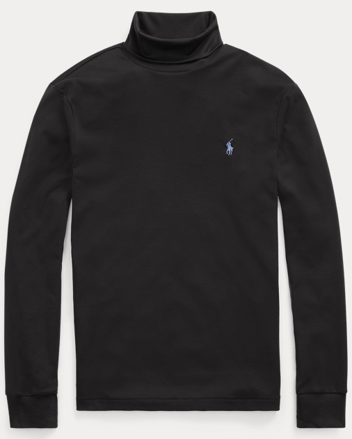 ba4b9e81 Polo Ralph Lauren Soft-Touch Turtleneck 1