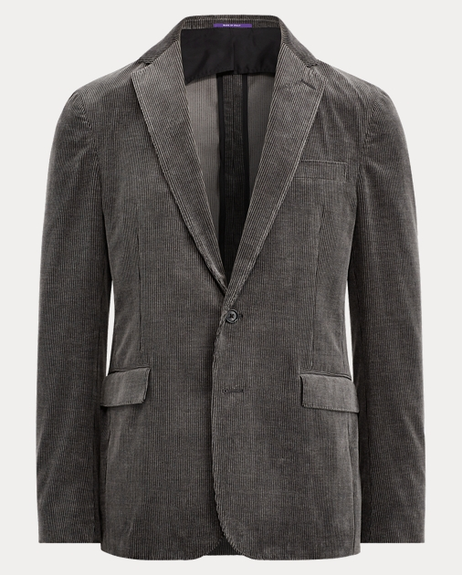 40da4ae74db Purple Label Corduroy Suit Jacket 1