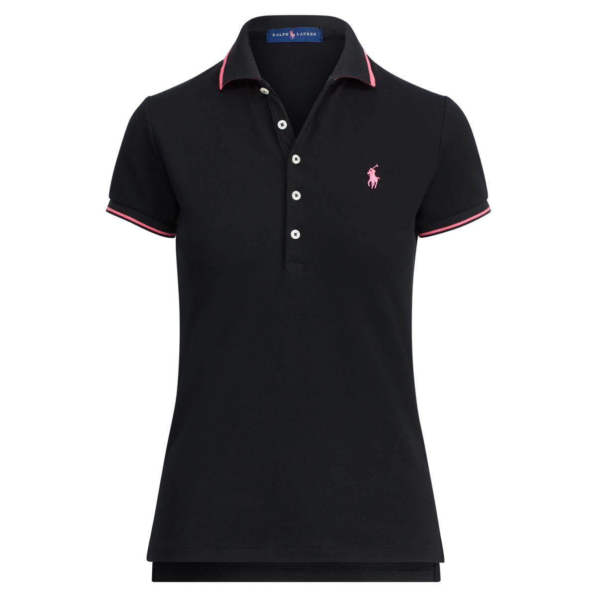 ea1ff2b09c Pink Pony Slim Fit Polo Shirt | Polo Shirts Women | Ralph Lauren
