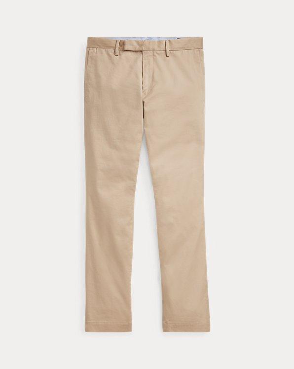 Pantalon chino slim stretch