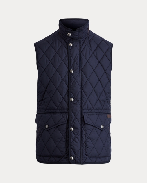 c1eb7ca6 The Iconic Quilted Vest
