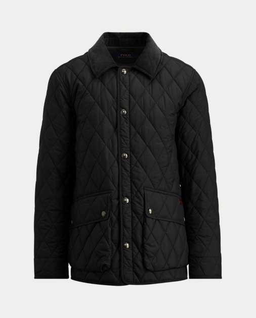 4ce54db5b The Iconic Quilted Car Coat