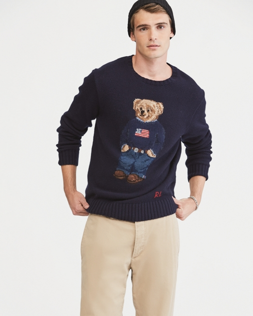 1f901c696 Polo Ralph Lauren The Iconic Polo Bear Sweater 1
