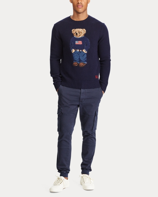 dade2f2e6 Polo Ralph Lauren The Iconic Polo Bear Sweater 3
