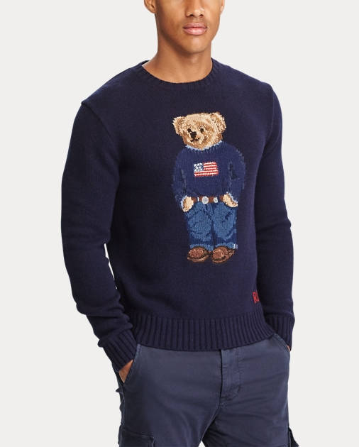 Polo Ralph Lauren The Iconic Polo Bear Sweater 4 04659b973