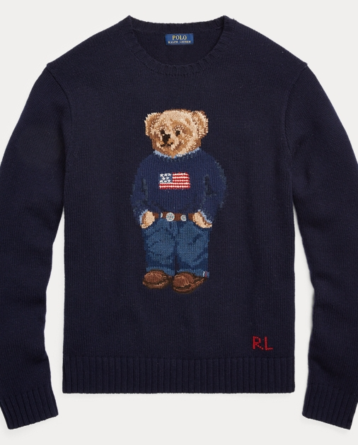 0979f3f88 Polo Ralph Lauren The Iconic Polo Bear Sweater 2