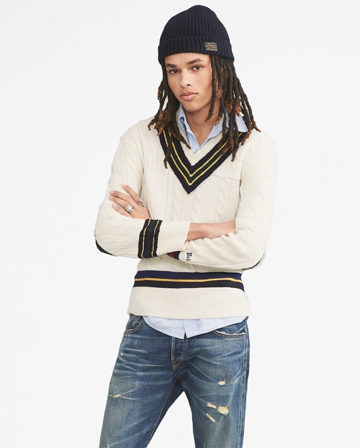 1a124e706148 Polo Ralph Lauren The Iconic Cricket Sweater 1