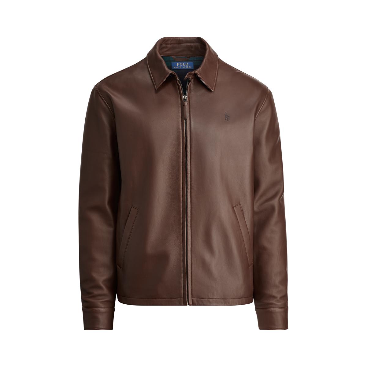 531b8705ae93f Lambskin Leather Jacket