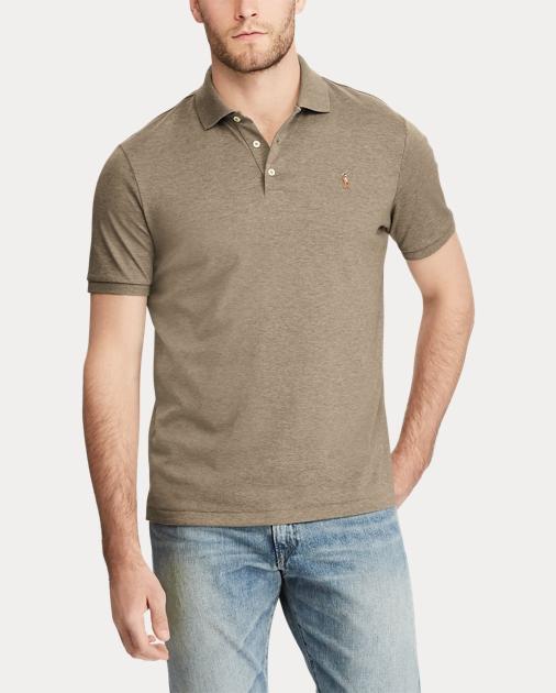 PoloShirts Classic Fit Touch Ralph Soft Lauren 3LqARj54