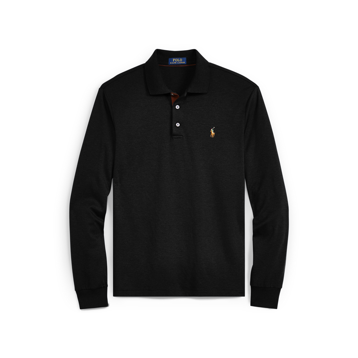 67191eb7a22d18 Classic Fit Long-Sleeve Polo   Classic Fit Polo Shirts   Ralph Lauren