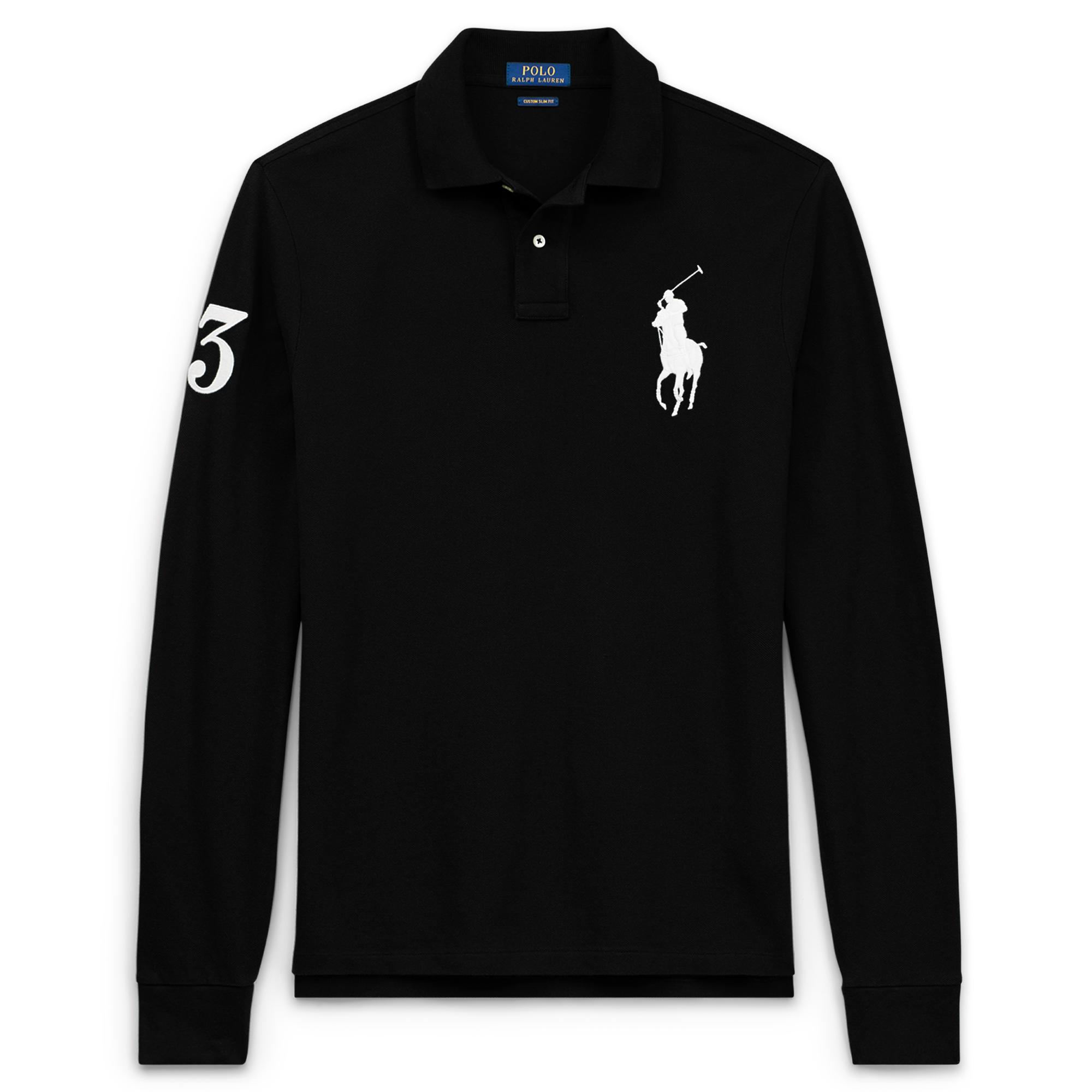 Customizable Ralph Lauren Polo Shirts
