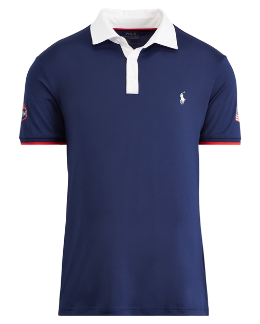 the best attitude 23b84 976f9 US Open Active Fit Polo Shirt