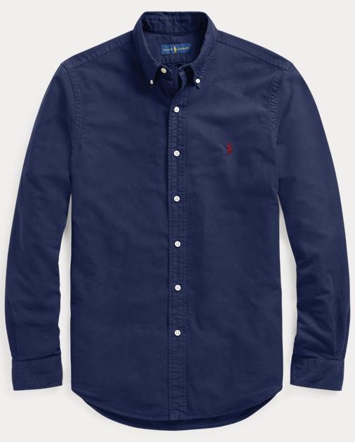 793d4b070b3 Polo Ralph Lauren Slim Fit Cotton Oxford Shirt 1