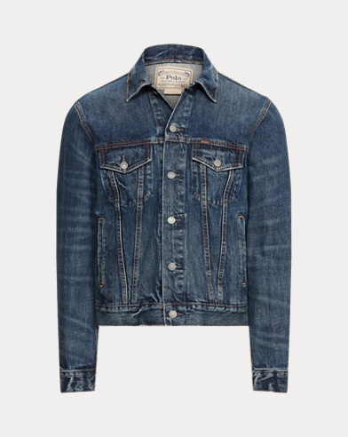 514ae9cc469 Faded Denim Trucker Jacket. Take 30% off. Polo Ralph Lauren