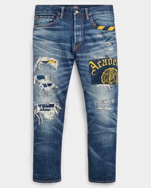 f389f6aaf Polo Ralph Lauren Sullivan Slim Cropped Jean 2