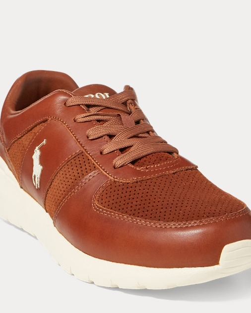 Lauren Leather SneakerSneakers Ralph Cordell Shoes v8yn0NOwPm