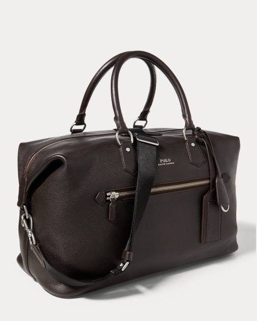 produt-image-1.0. produt-image-2.0. produt-image-3.0. produt-image-4.0. Men  Accessories Bags Bags Pebbled Leather Duffel Bag. Polo Ralph Lauren f1f8cd4e2b