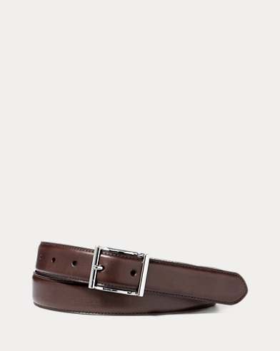 Vachetta Leather Dress Belt