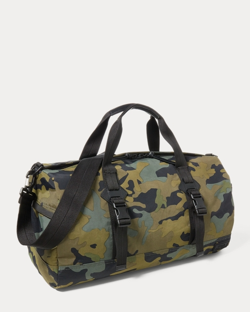 bf4dc98cf07b Nylon City Explorer Duffel Bag