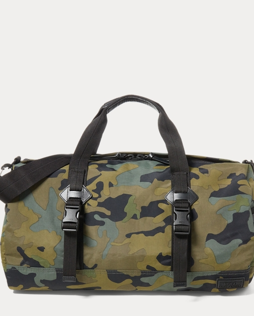 adb5bf772492 Polo Ralph Lauren Nylon City Explorer Duffel Bag 1