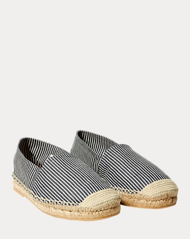 Hickory Striped Espadrille