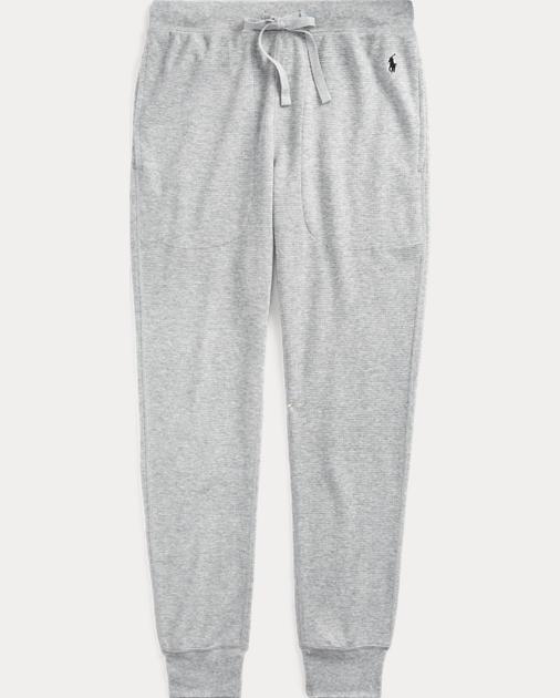 Cotton Knit Jogger PantSleepwearamp; Robes Waffle Underwear dtsrQCh