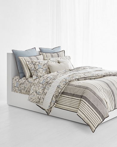 Devon Striped Comforter Set