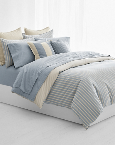 Graydon Striped Comforter