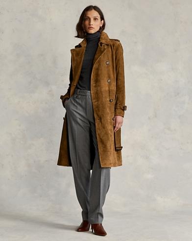 d21d3ad0e Women's Pea Coats, Trench Coats, & Jackets | Ralph Lauren