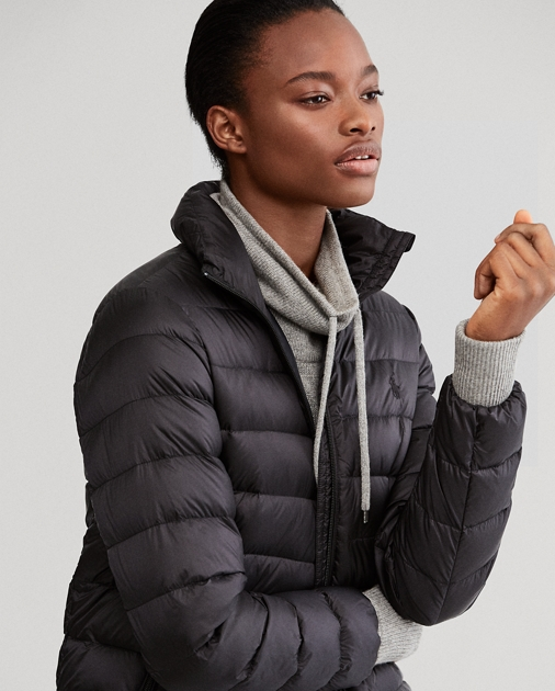 Packable Down Jacket Quilted Jackets Vests Coats Jackets