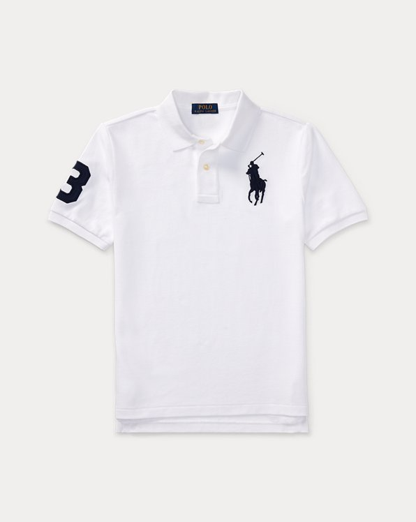 Polo Big Pony en coton piqué