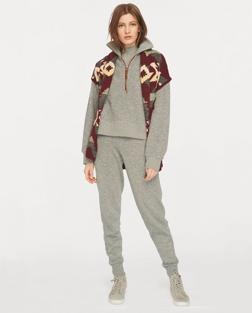 cebd386b042622 Fleece Half-Zip Pullover | Tees & Sweatshirts Shirts & Tops | Ralph ...