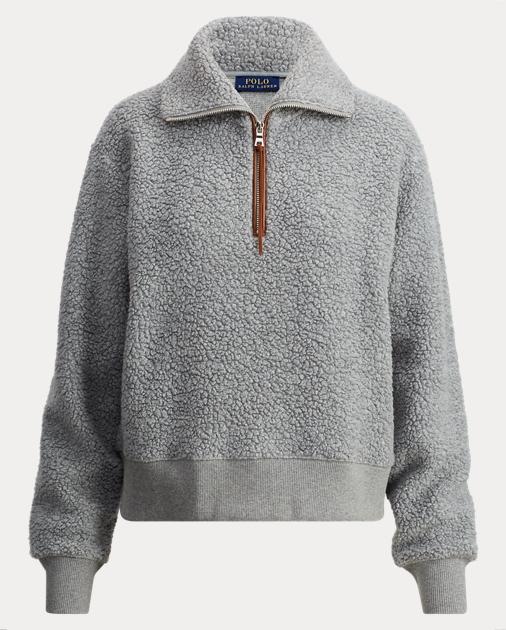 2ada18dad4b7 Polo Ralph Lauren Fleece Half-Zip Pullover 2