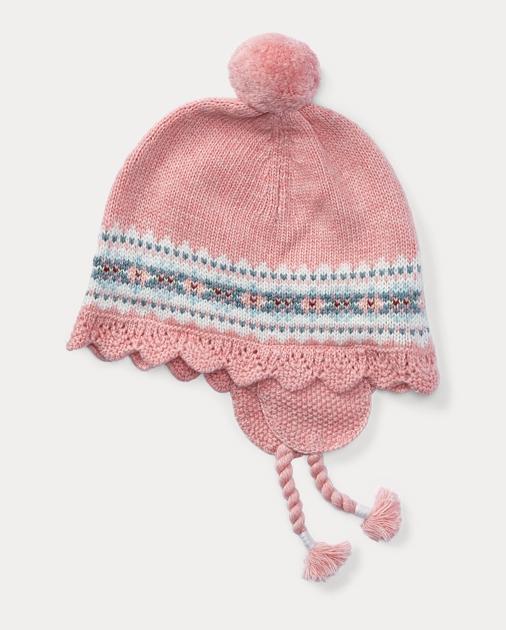 Fair Isle Earflap Hat | Ralph Lauren FR