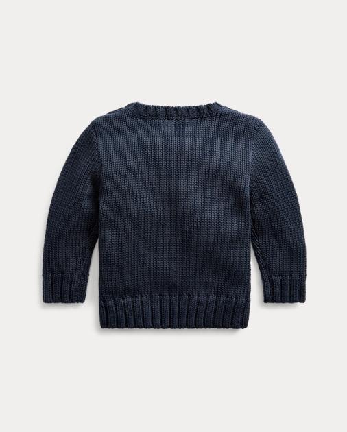 98e6f1940947b produt-image-1.0. Baby Baby Boy Flag Cotton Sweater