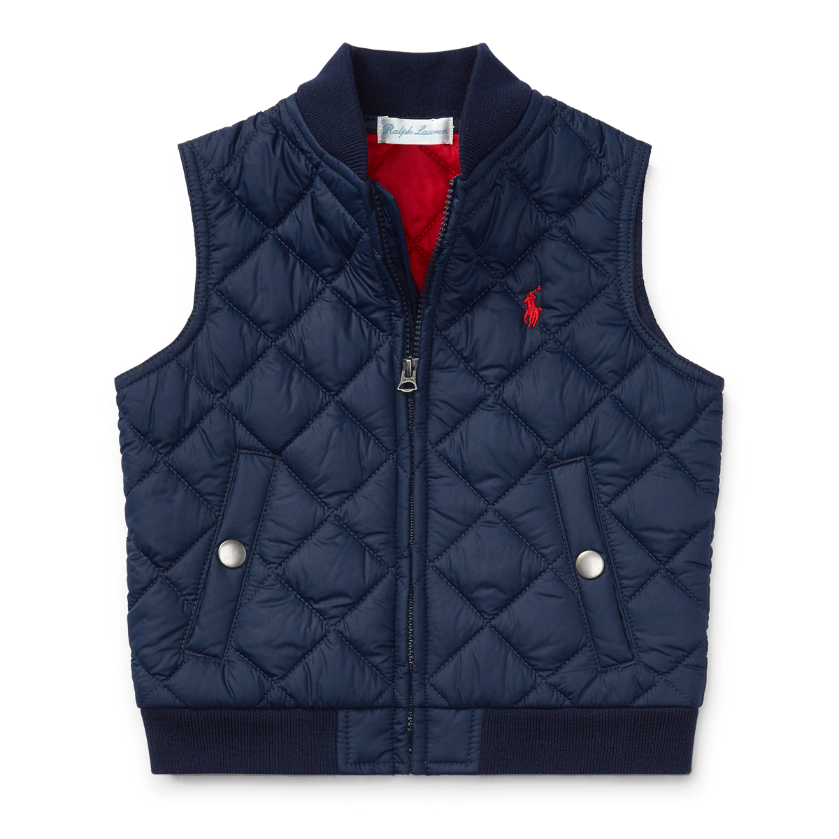 049d7b2557e95 Quilted Vest