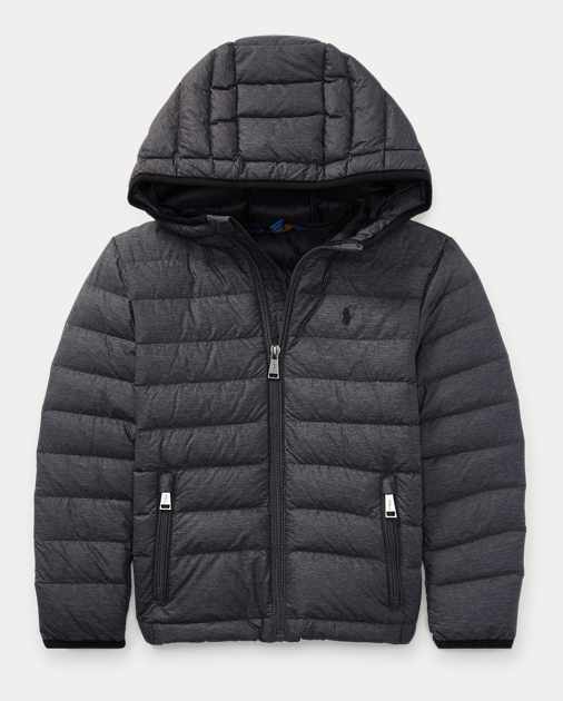 19657564a7a8 Boys 2-7 Packable Quilted Down Jacket 1