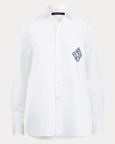 Adrien Monogram Pocket Shirt