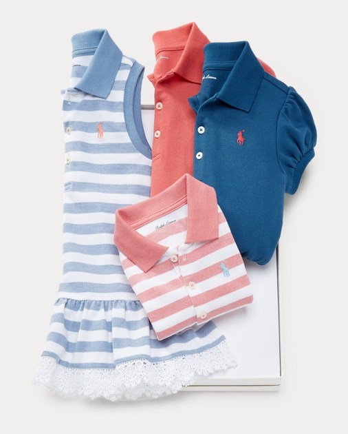 85d0519cdf Polo Dress & Bloomer Gift Set | Dresses BABY GIRL (0-24 months ...