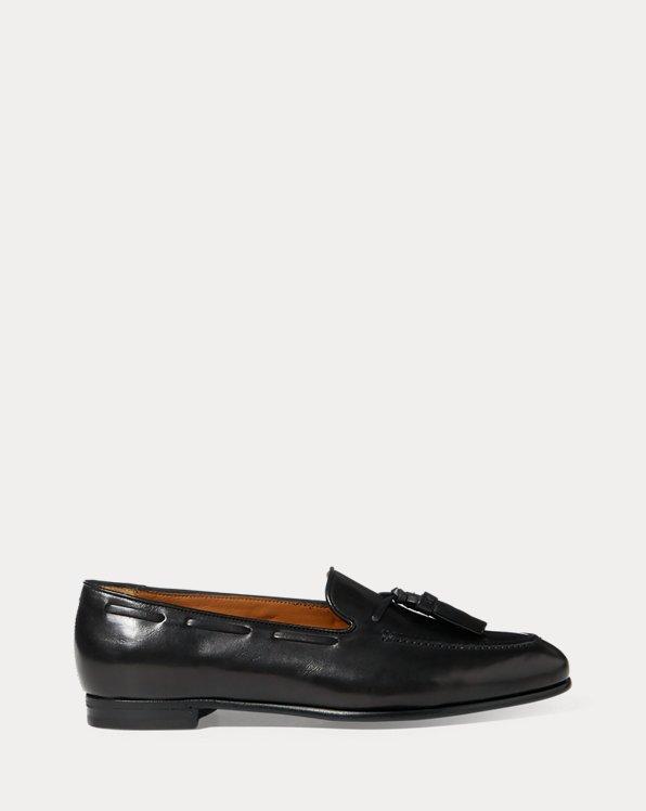 Quillis Calfskin Tasseled Loafer