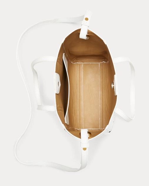 12427cf46f Tumbled Calf Mini Modern Tote | Totes & Backpacks Handbags | Ralph ...