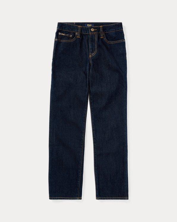 폴로 랄프로렌 보이즈 청바지 Polo Ralph Lauren Hampton Straight Stretch Jean,Vestry Wash Stretch