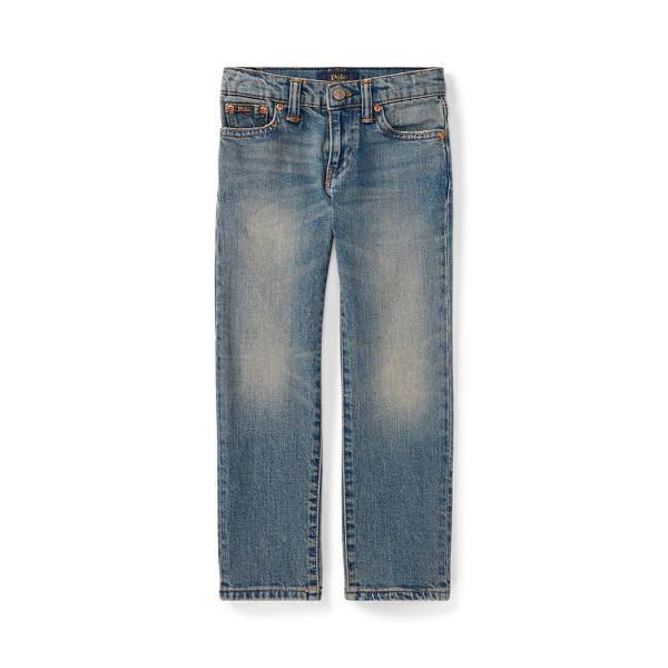 폴로 랄프로렌 남아용 청바지 Polo Ralph Lauren Hampton Straight Stretch Jean,Mott Wash Stretch