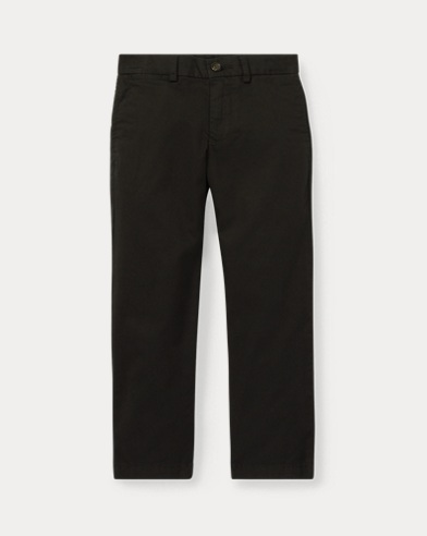 Slim Fit Cotton Chino Pant